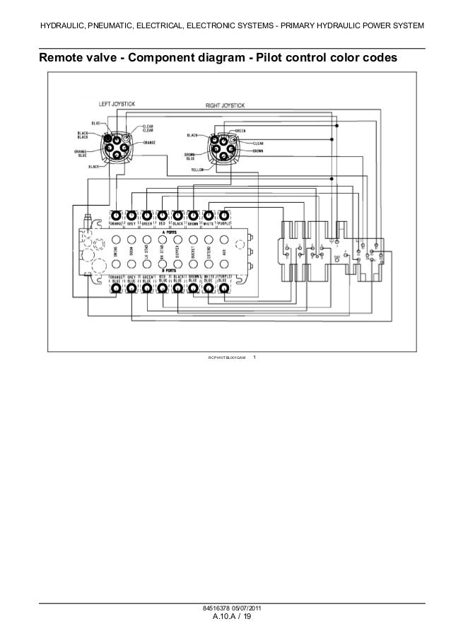 case 580sn wt tractor loader backhoe service repair manual 480 volt motor wiring diagram a 18; 49 hydraulic, pneumatic, electrical