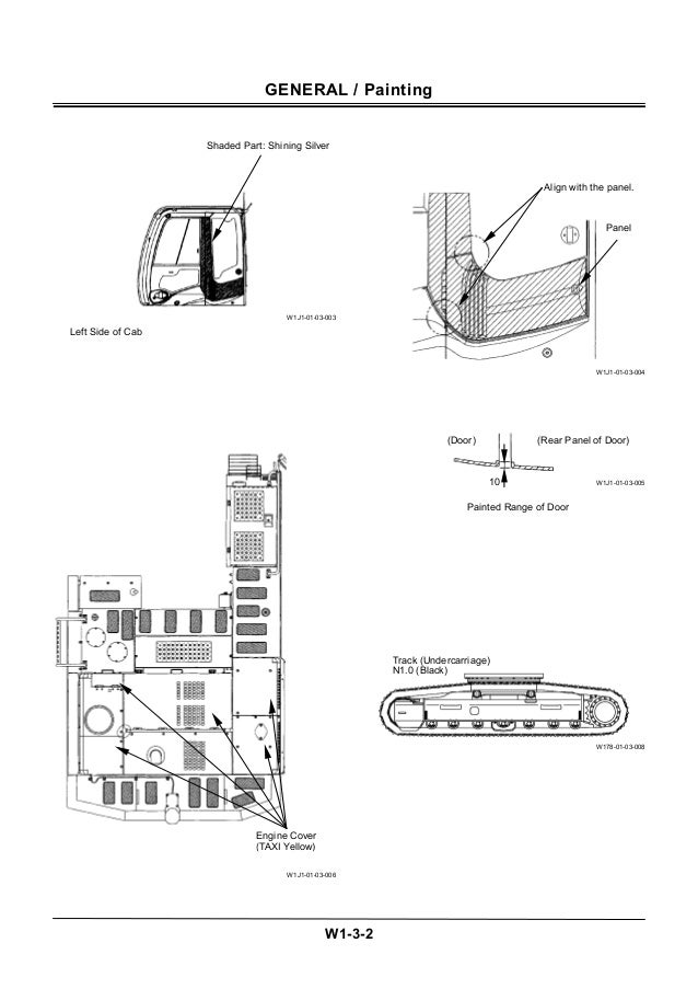 HITACHI ZAXIS 450-3 EXCAVATOR Service Repair Manual