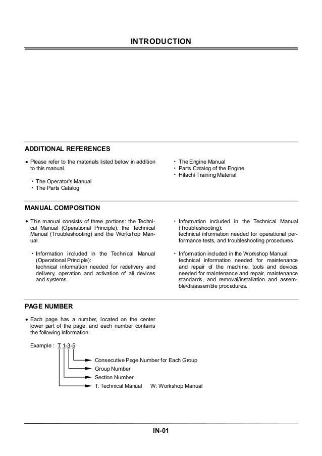 hitachi zaxis 330lc 3 excavator service repair manual