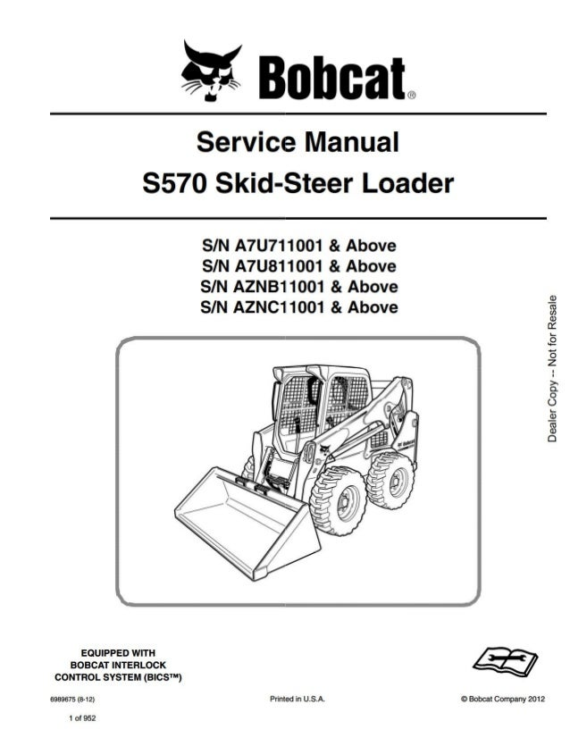 Bobcat Motor Diagram - Wiring Diagrams Dash