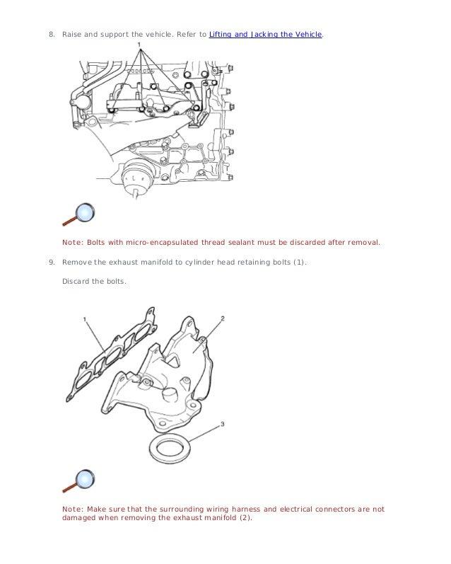2008 Pontiac G8 Service Repair Manual