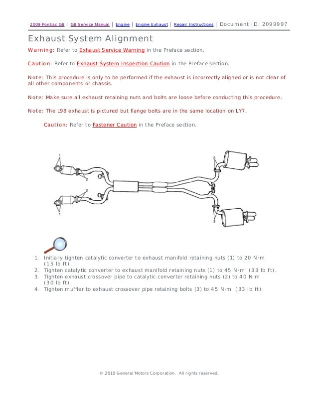2008 pontiac g8 service repair manual rh slideshare net Pontiac G8 GT Pontiac G8 Firehawk