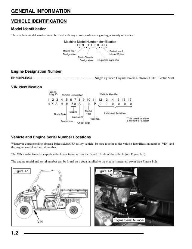 2009 polaris ranger 4x4 500 efi service repair manual rh slideshare net 2009 polaris ranger 700 efi service manual 2008 polaris ranger service manual