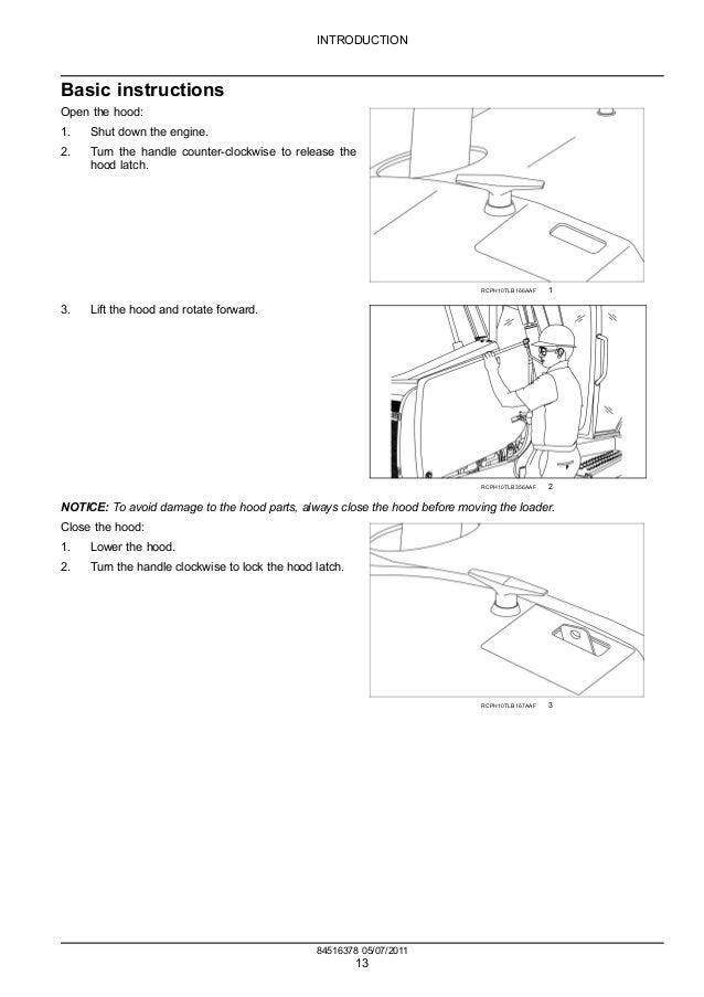 Case 580sn Tractor Loader Backhoe Service Repair Manual