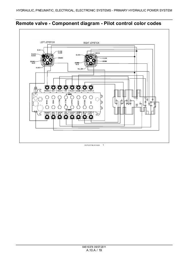 Wiring Diagram 580 E Case - query on