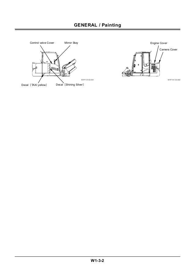 HITACHI ZAXIS ZX 85USBLC-3 EXCAVATOR Service Repair Manual