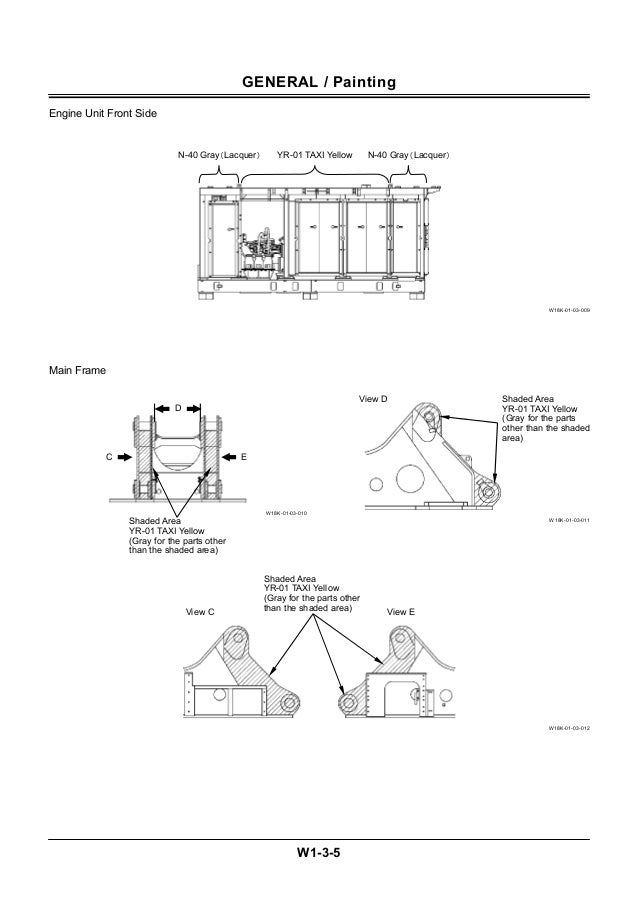 HITACHI EX1900-6 HYDRAULIC EXCAVATOR Service Repair Manual