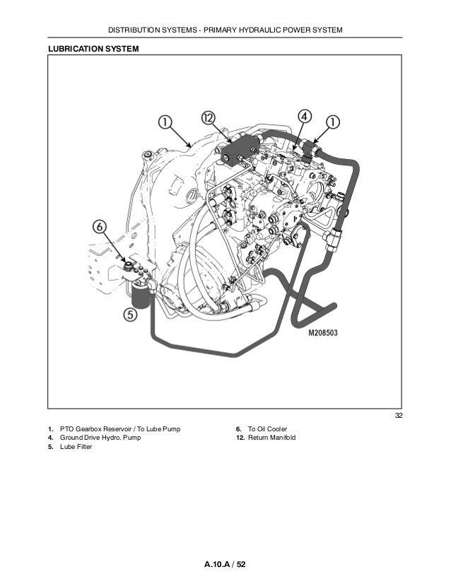CASE IH AFX8010 COMBINE HARVEST SALVAGE Service Repair Manual