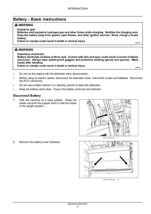 case 580n tractor loader backhoe service repair manual case ck alternator  wiring diagram on case 580