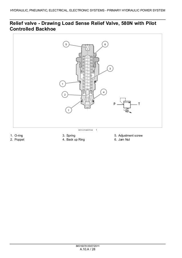 case 580n tractor loader backhoe service repair manual rh slideshare net Case 580 Backhoe Specs Case 590 N Backhoe Warning Light