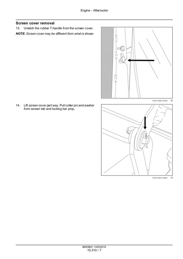 CASE 721F TIER 4 WHEEL LOADER Service Repair Manual