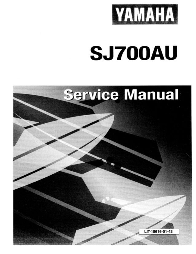 2006 yamaha waverunner super jet service manual wave runner