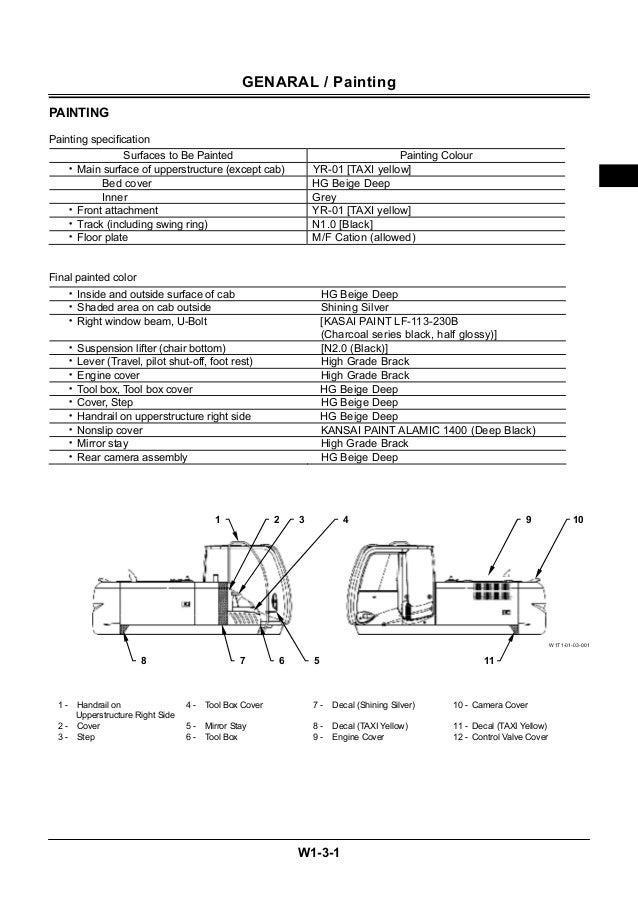 HITACHI ZAXIS ZX 160LC-3 EXCAVATOR Service Repair Manual