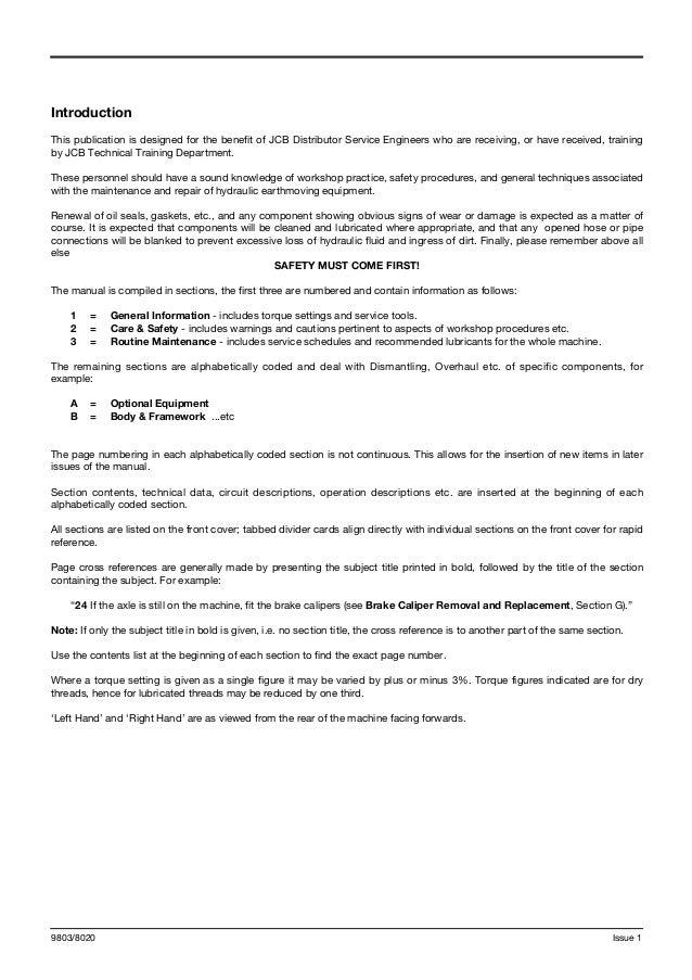 Jcb 2140 Fastrac Service Repair Manual Sn Uff1a00741002