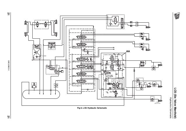 JCB 535-95 SWAY LOAD CONTROL (SUPPLEMENT) Service Repair