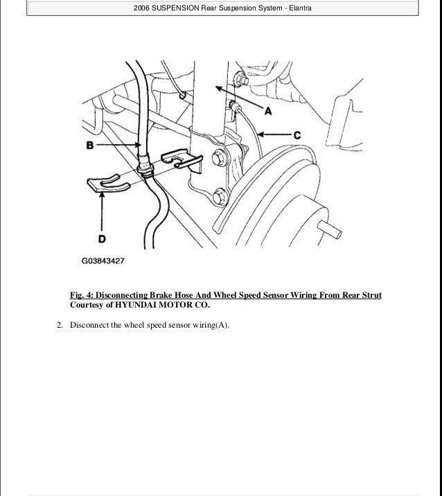 2001 Hyundai Elantra Service Repair Manual