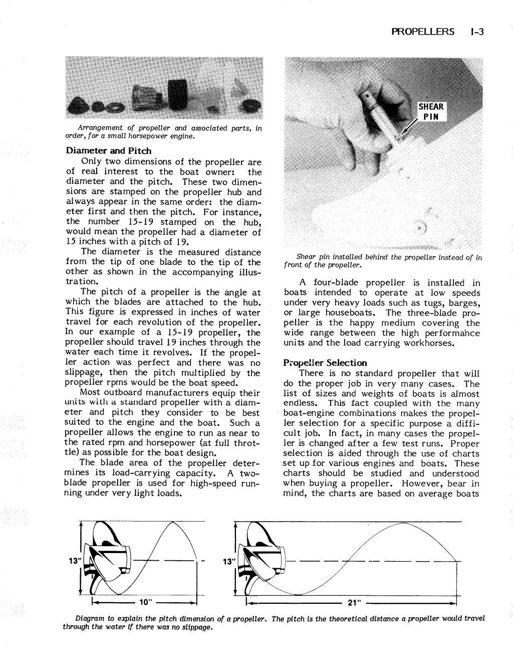 1974 Johnson Evinrude Outboard 4 Hp Service Repair Manual