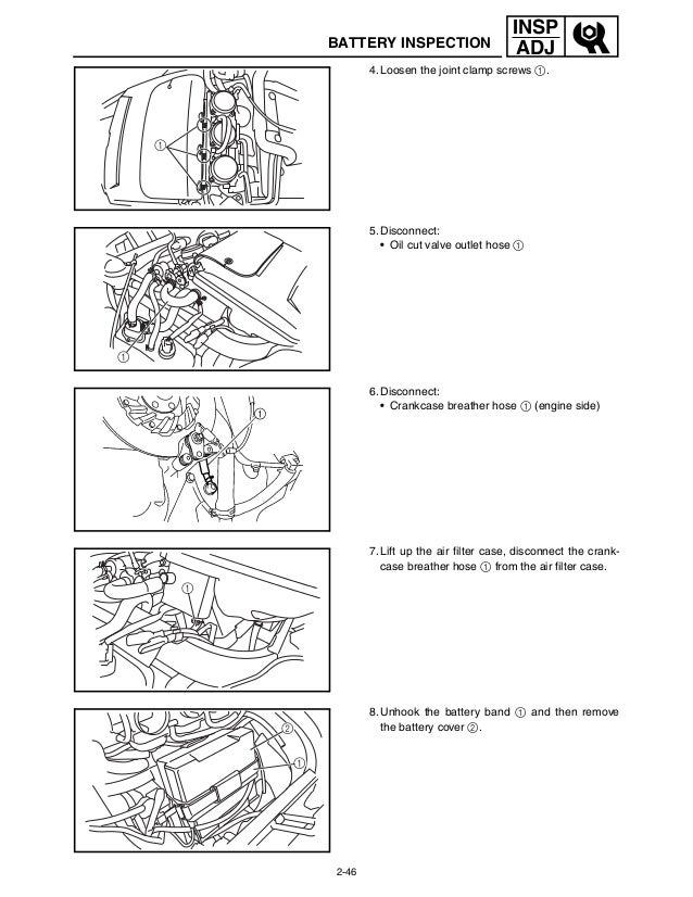 YAMAHA RS90K SNOWMOBILE Service Repair Manual