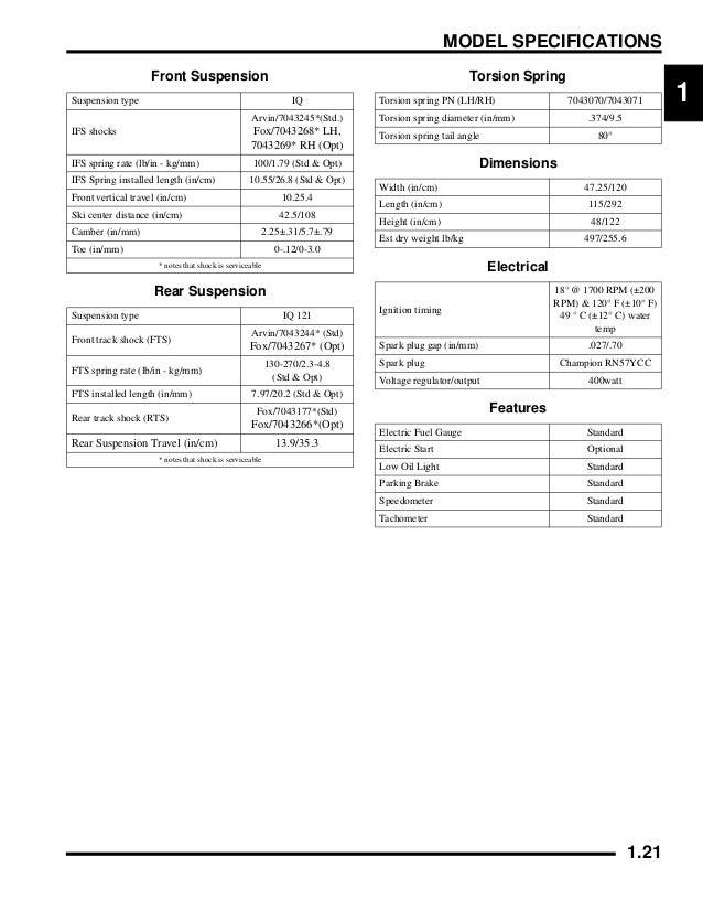 2007 POLARIS Dragon RMK TWO STROKE SNOWMOBILE Service Repair Manual