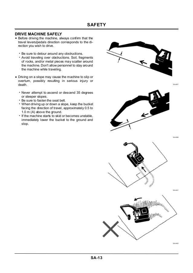 HITACHI ZAXIS 350LC-3 EXCAVATOR Service Repair Manual