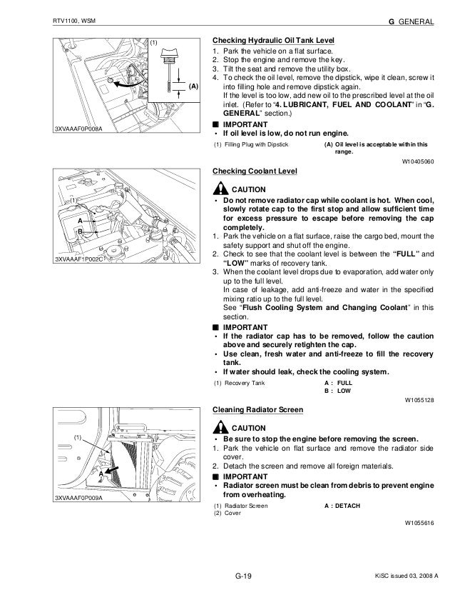 [DIAGRAM_3NM]  KUBOTA RTV1100 UTILITY VEHICLE UTV Service Repair Manual | Kubota Rtv 1100 Fuse Box |  | SlideShare