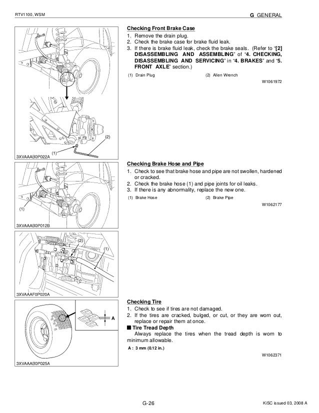 kubota rtv 1100 schematics everything wiring diagram  kubota rtv engine diagram #11
