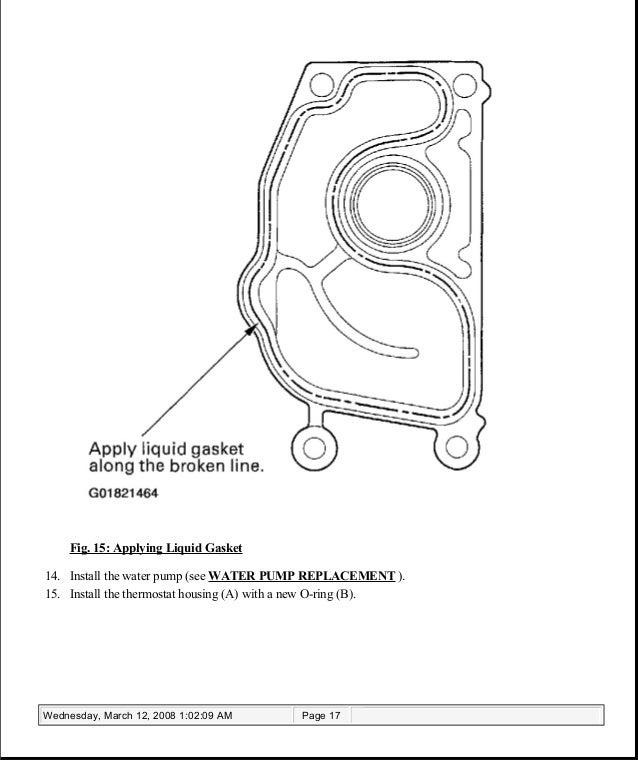 2006 acura tsx service repair manual  slideshare