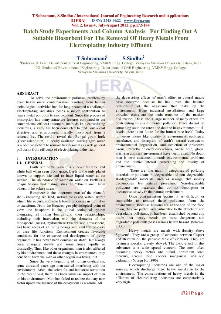 T Subramani, S.Sindhu / International Journal of Engineering Research and Applications                                 (IJ...