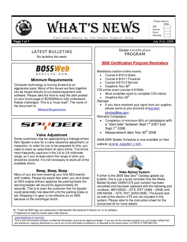 2009 Can-Am Spyder GS SM5/SE5 And Spyder GS Service Repair Manual