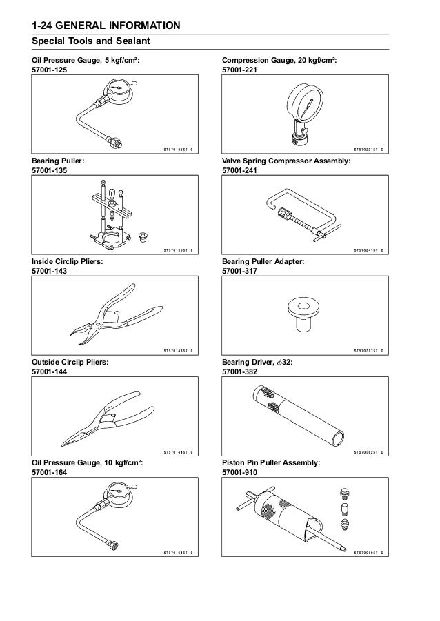 2005 Kawasaki ZX1200B4 Ninja ZX-12R Service Repair Manual