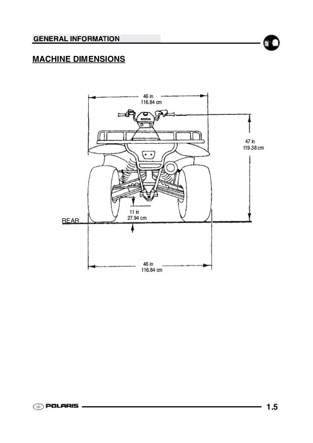 2003 Polaris Sportsman 700 Twin Service Repair Manual