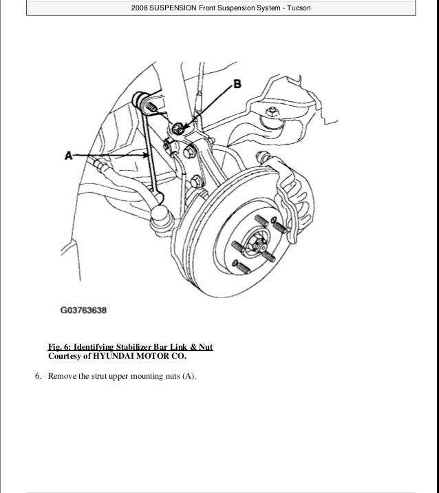 2007 hyundai tucson service repair manual  slideshare
