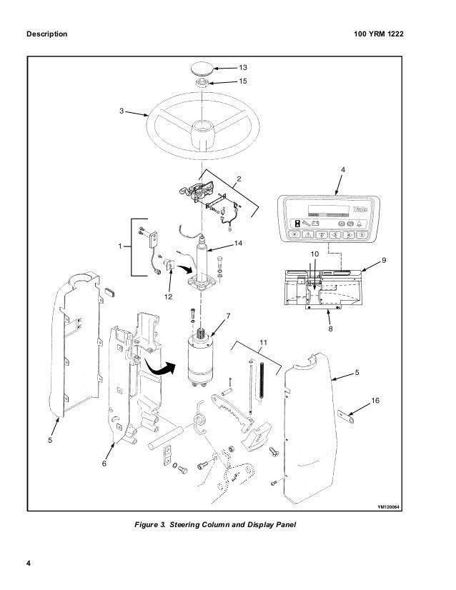 Yale E216 Erp30alf Lift Truck Europe Service Repair Manual