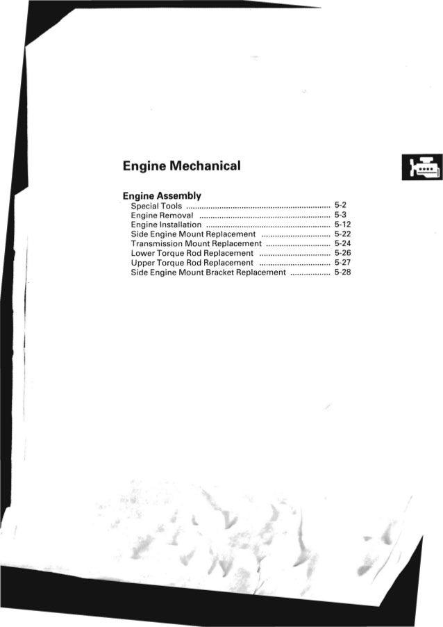Speedway Motor: Honda Crv Repair Manual Pdf