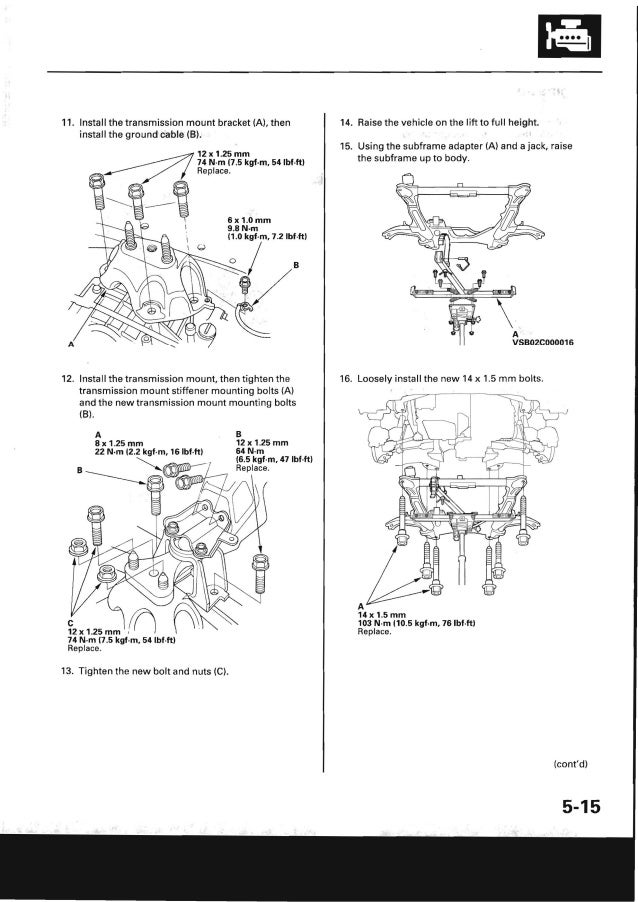 2007 Honda Crv Service Repair Manual