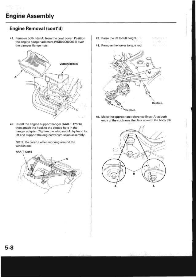 2007 Honda Crv Service Repair Manual