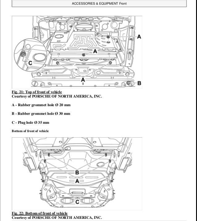 2007 Porsche Cayman Service Repair Manual