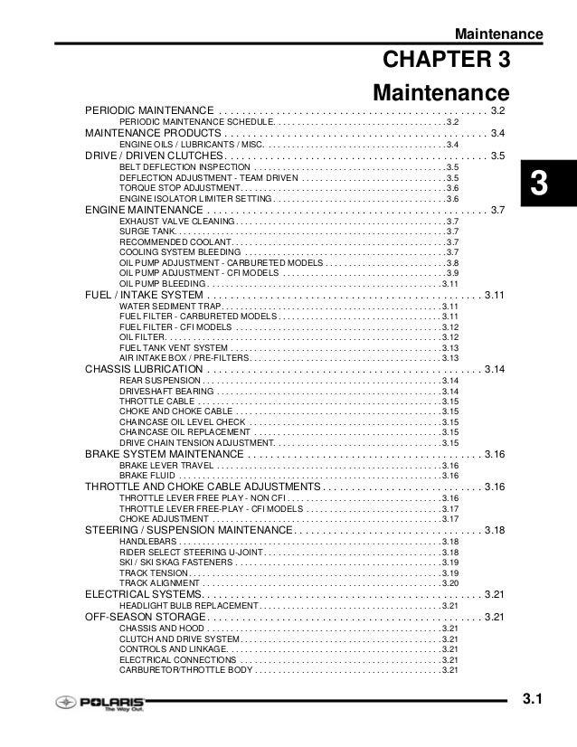 2008 POLARIS 600 IQ LX SNOWMOBILE Service Repair Manual