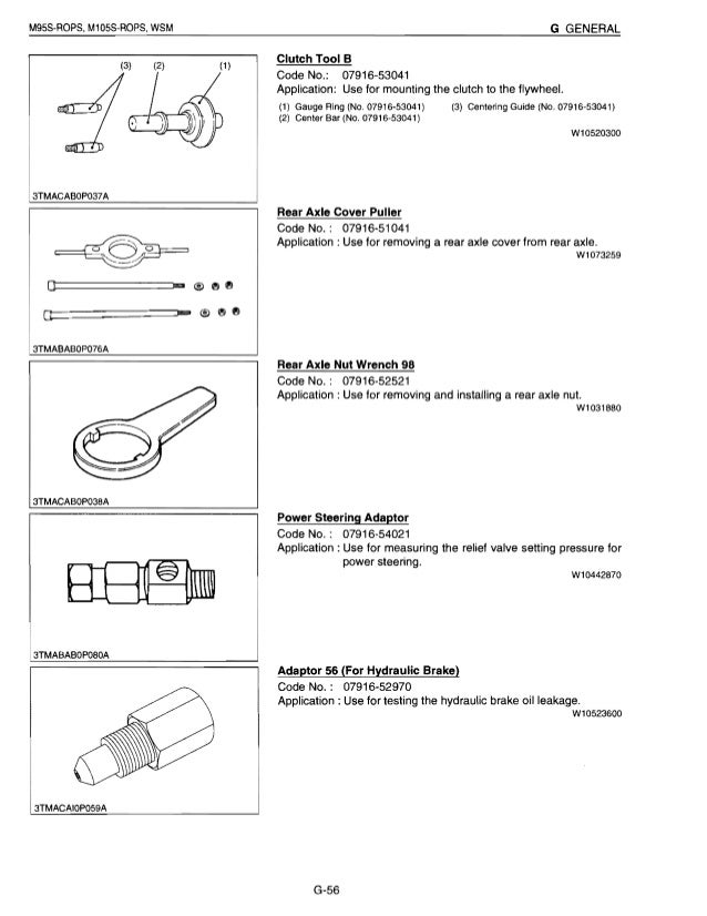 Clutch repair user manuals chinese atv repair shop manual clutch diagram exploded views array kubota m105s tractor service repair manual rh slideshare fandeluxe Image collections