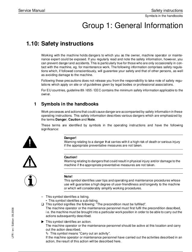 Liebherr R 944 C Hydraulic Excavator Service Repair Manual Sn16469 A