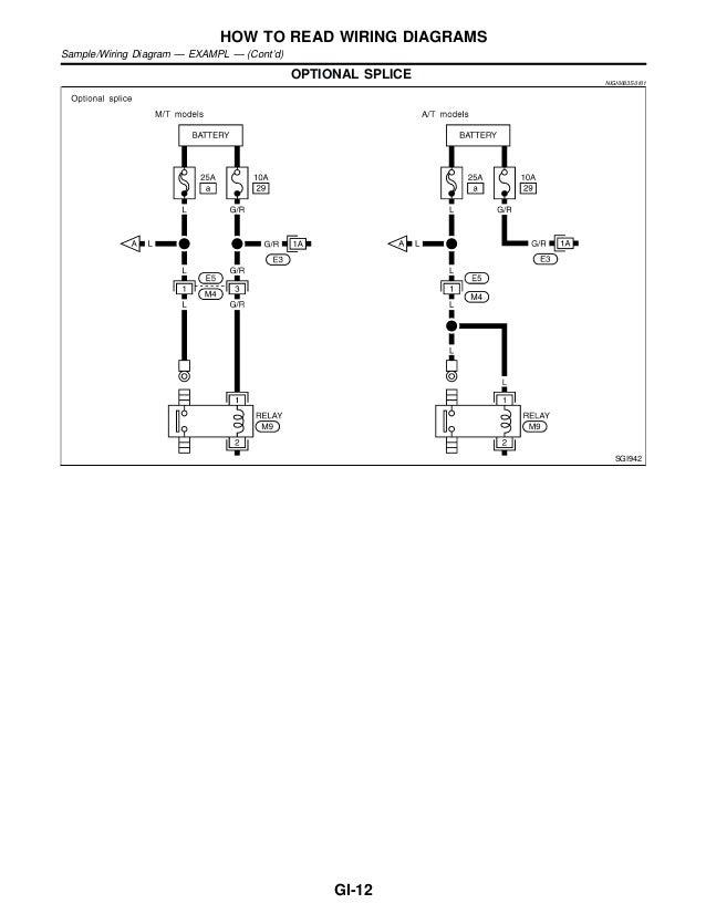 2000 nissan sentra service repair manual  slideshare