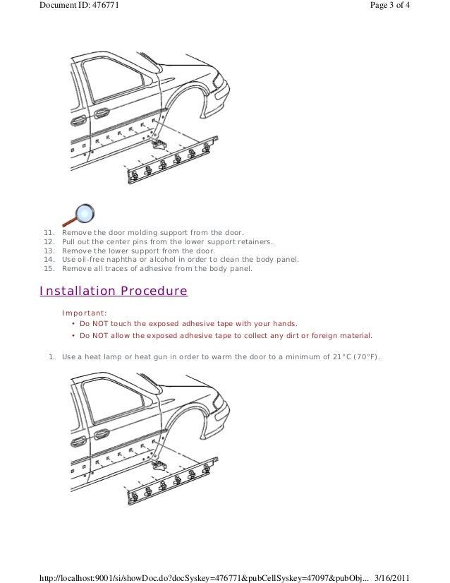 1997 PONTIAC TRANS SPORT Service Repair Manual
