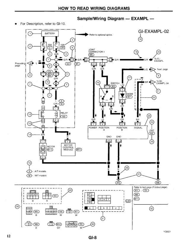 1997 NISSAN PATHFINDER Service Repair Manual