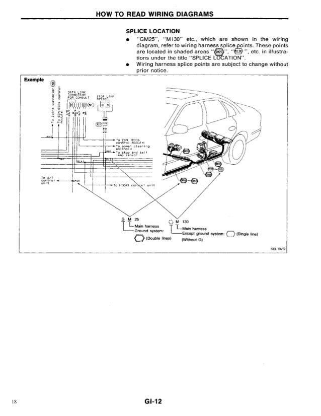 1994 infiniti q45 service repair manual rh slideshare net 1989 Infiniti Q45 2001 Infiniti Q45