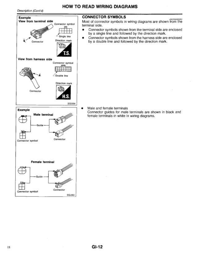 98 Nissan Pathfinder Wiring Diagram - Wiring Diagram Networks