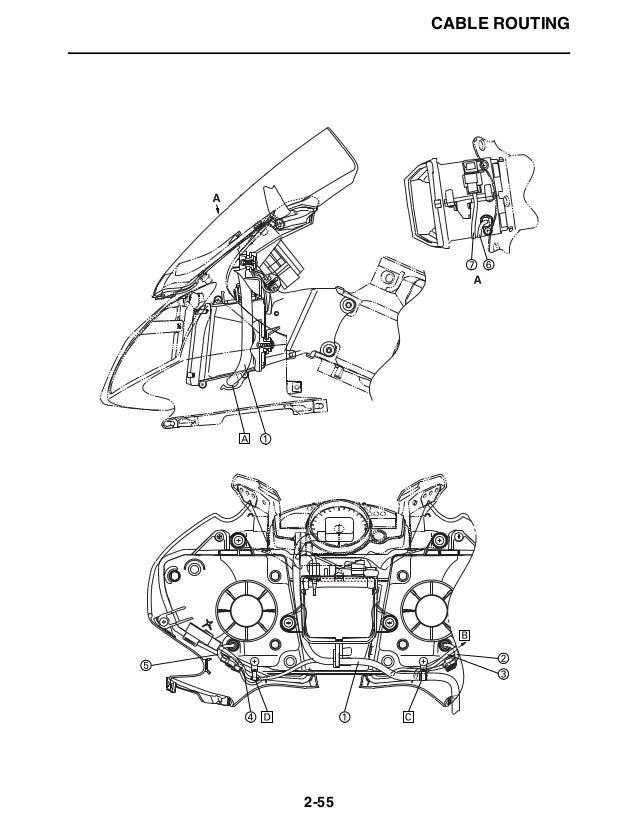 2008 Yamaha YZFR600XL Service Repair Manual