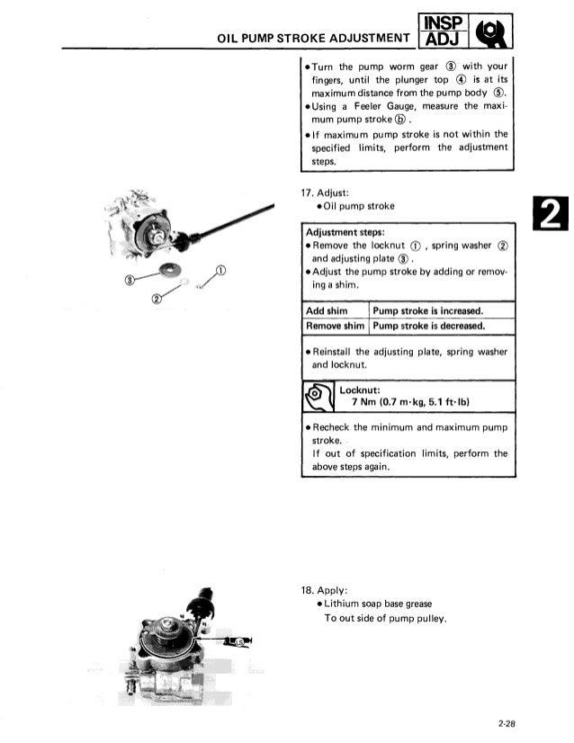 Yamaha exciter 570 manual