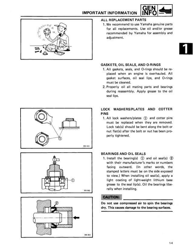 1988 Yamaha Exciter 570 Snowmobile Service Repair Manual on