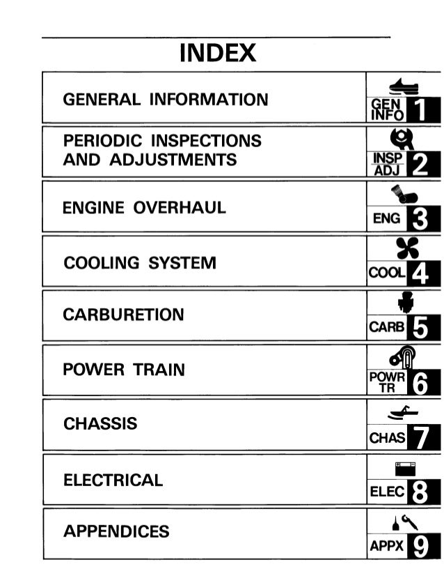 1987 Yamaha Exciter 570 Snowmobile Service Repair Manual on