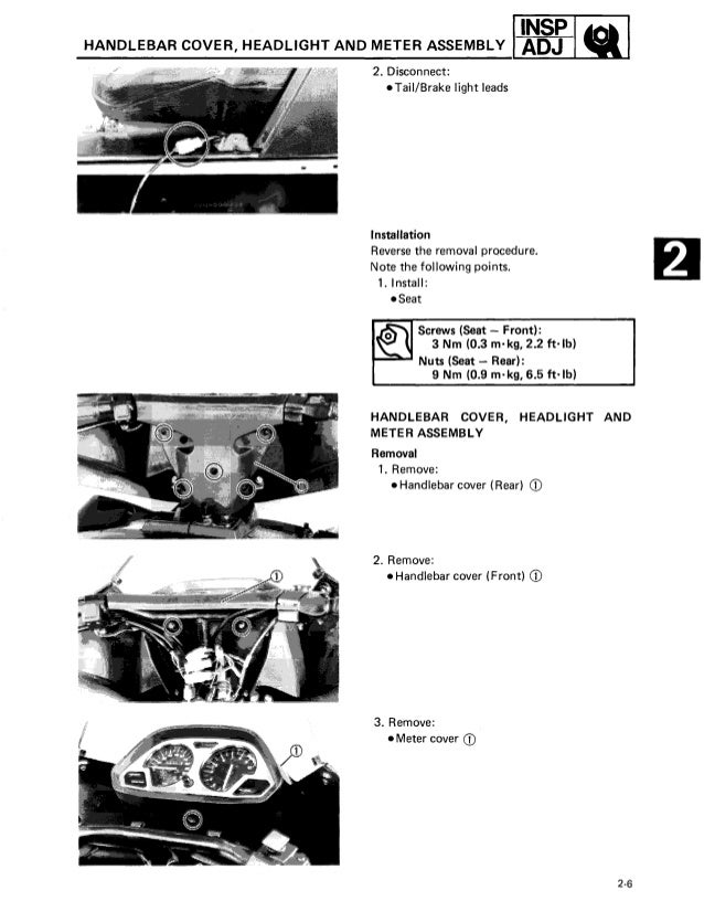 Awe Inspiring 1987 Yamaha Exciter 570 Snowmobile Service Repair Manual Wiring 101 Tzicihahutechinfo